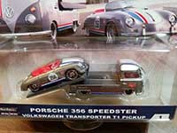 Volkswagen Transporter T1 Pickup & Porsche 356 Speedster