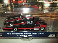 Carry On (truck) & 69 Nissan Skyline Van