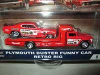 Retro Rig & Plymouth Duster Funny Car