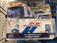 Fleet Flyer & 71 Datsun 510