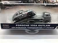 Volkswagen Transporter T1 Pickup & Porsche 356A