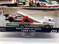 Ford C-800 & 2016 Ford GT Race