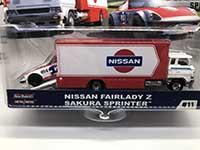 Sakura Sprinter & Nissan Fairlady Z