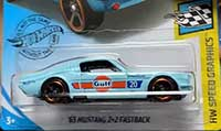 65 Mustang 2+2 Fastback