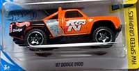 87 Dodge D100