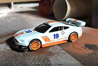 2018 Gulf Ford Mustang GT Race Car