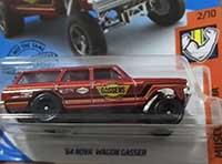 64 Nova Wagon Gasser