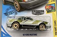 92 Ford Mustang