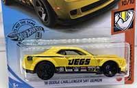 18 Dodge Challenger SRT Demon