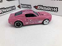 Barbie Pink Shelby GT-500