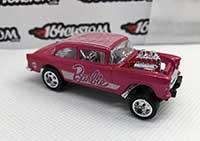 Barbie Racing 55 Chevy Bel Air Gasser