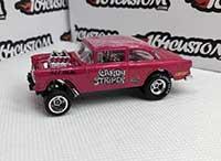 Candy Striper 55 Chevy Gasser