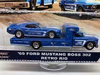 69 Ford Mustang BOSS 302 & Retro Rig