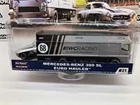 Mercedes-Benz 330 SL & Euro Hauler