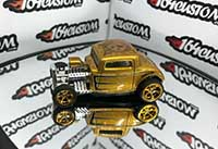 New Orleans Saints '32 Ford Coupe