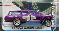 Purple Haze - 1964 Chevy Nova Wagon Gasser