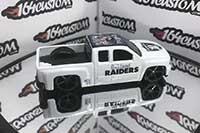 Oakland Raiders Chevy Silverado