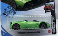 '17 Pagani Huayra Roadster