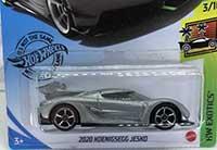 2020 Koenigsegg Jesko