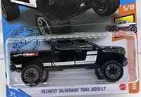 '19 Chevy Silverado Trail Boss LT
