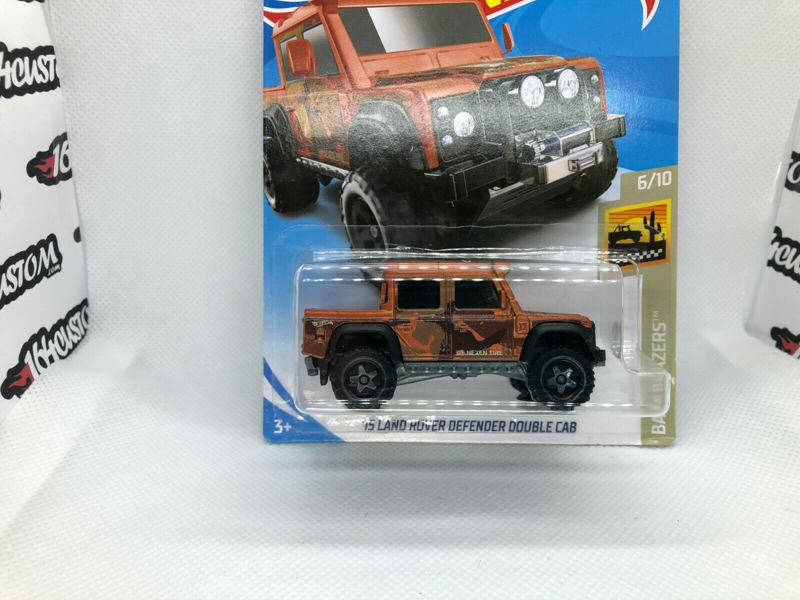 15 Land Rover Defender Double Cab