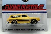 Custom '69 VW Squareback