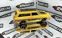 Custom 1969 Volkswagen Squareback
