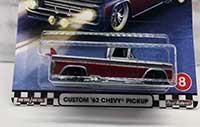 Custom '62 Chevy Pickup