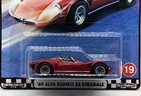 '69 Alfa Romeo 33 Stradale