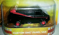 Custom GMC Panel Van
