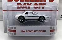 84 Pontiac Fiero