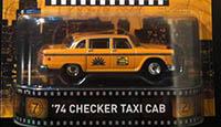 74 Checker Taxi Cab