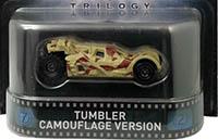 Batmobile - Tumbler Camouflage Version