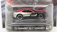 12 Camaro ZL1 Concept