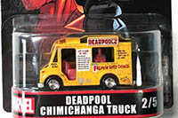 Deadpool Chimichanga Truck