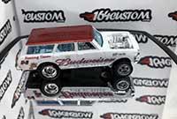 1964 Chevy Nova Wagon Gasser - Budweiser
