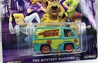 The Mystery Machine