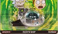Rick's Ship