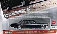 '72 Mercedes-Benz 280 SEL 4.5