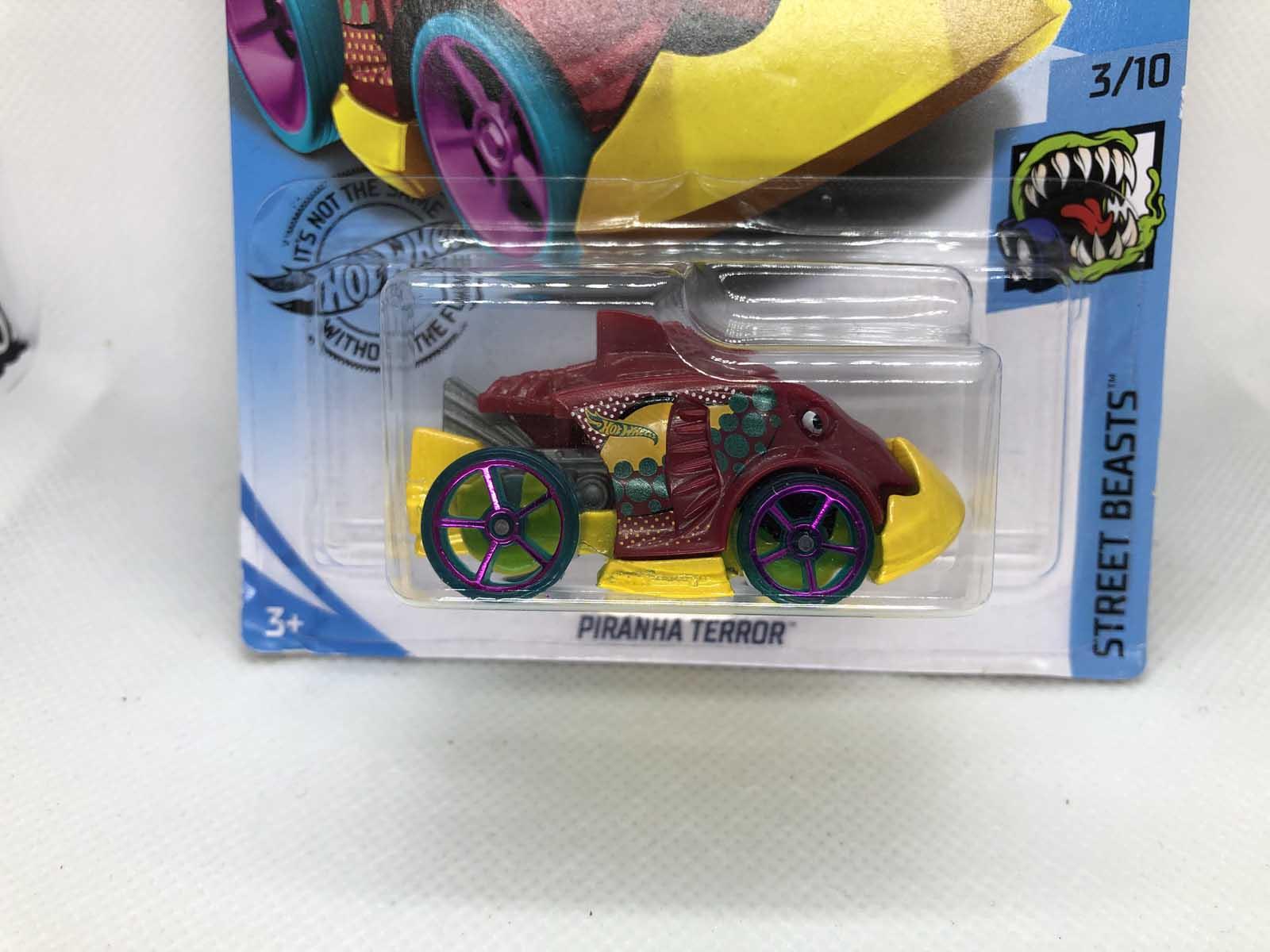Piranha Terror