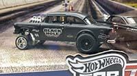Black Hole Racing  55 Chevy Bel Air Gasser Set
