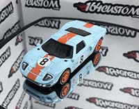 Ford GT-40 - Gulf Racing