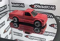 1991 GMC Syclone - RED