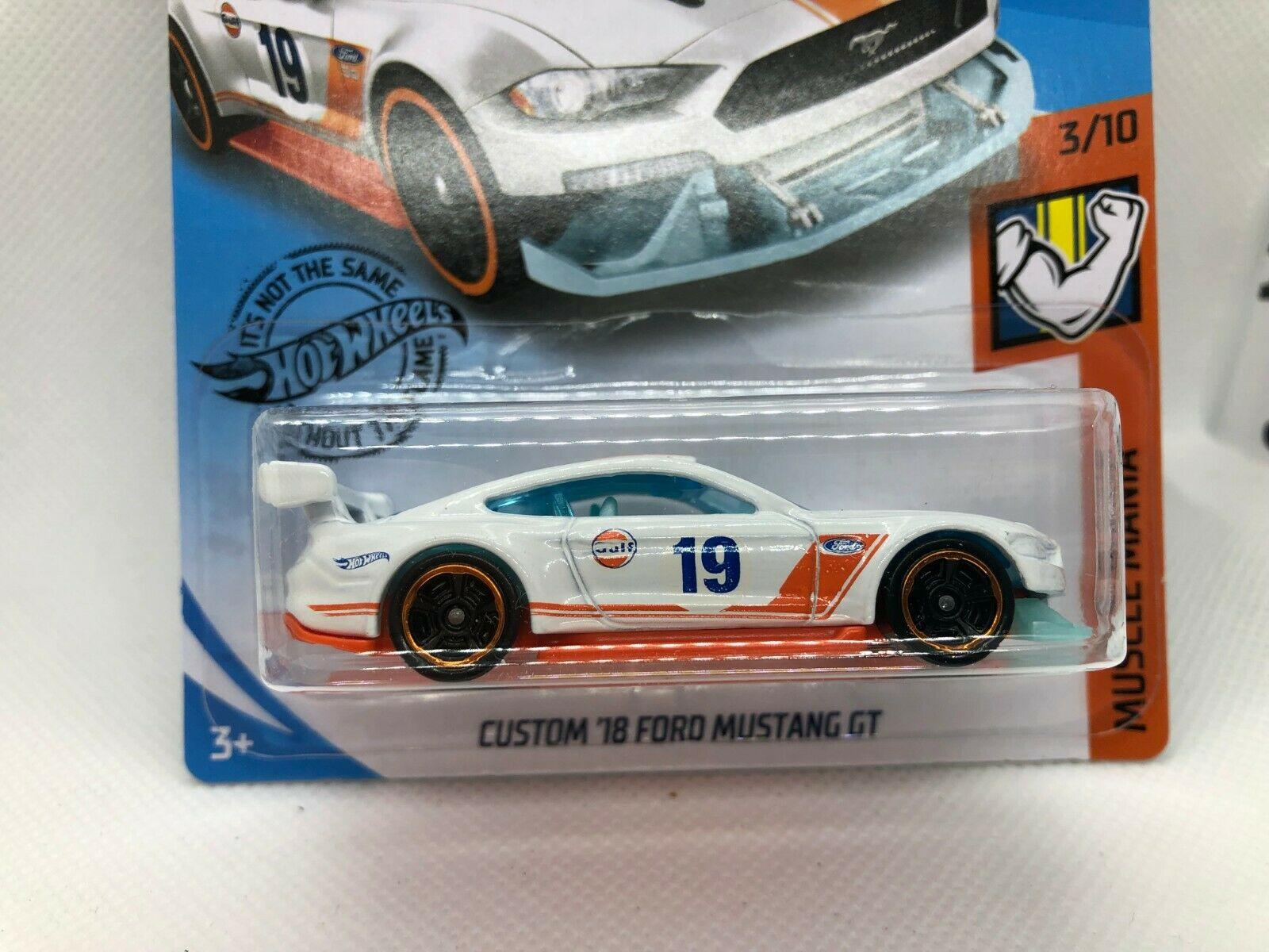 Custom 18 Ford Mustang GT