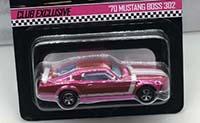 '70 Mustang Boss 302