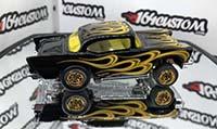 57 Chevy Gasser - HW Flames