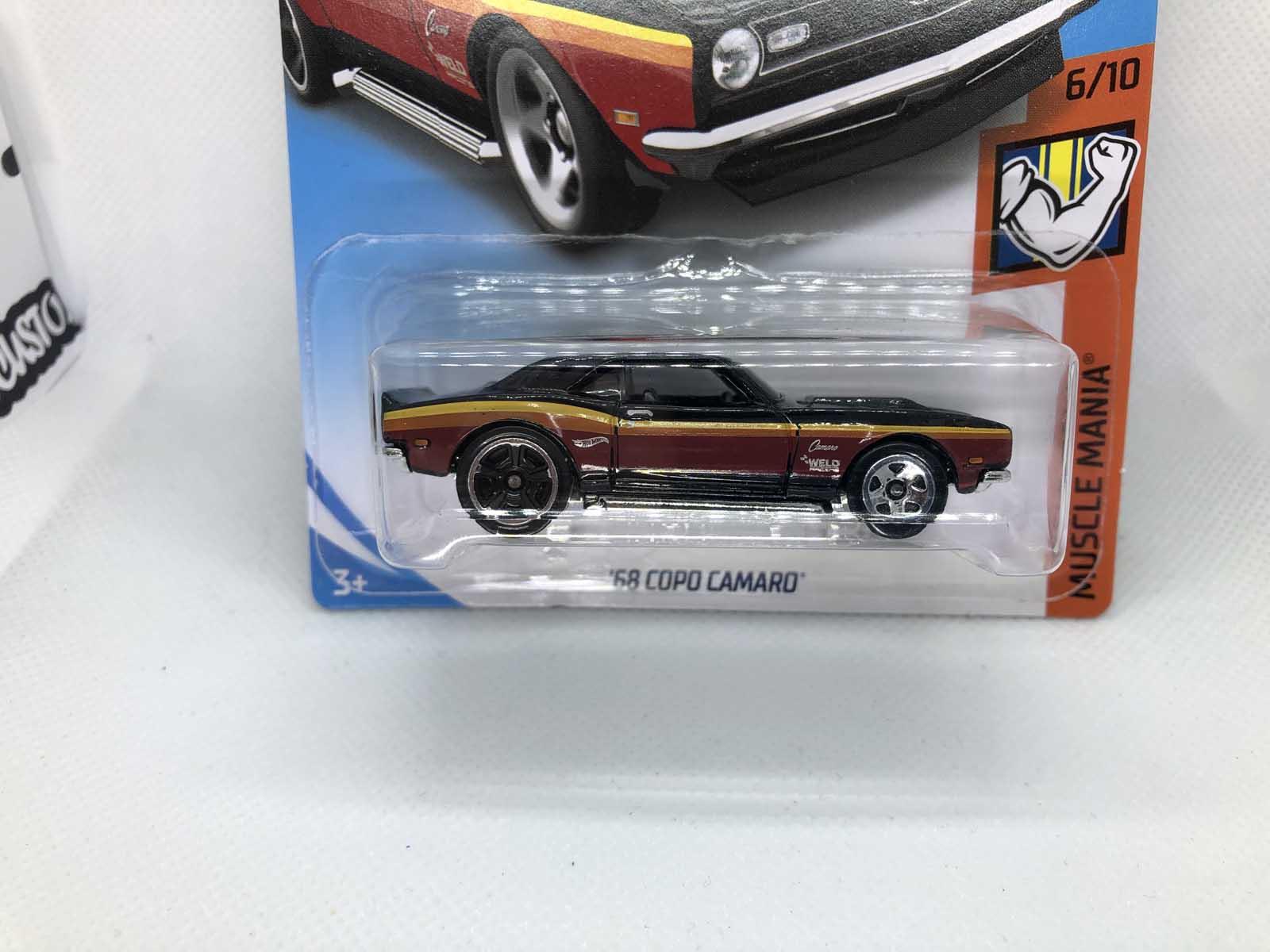 68 COPO Camaro