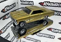 66 Chevy Nova Gasser