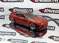 2017 Nissan GT-R R35 Guaczilla