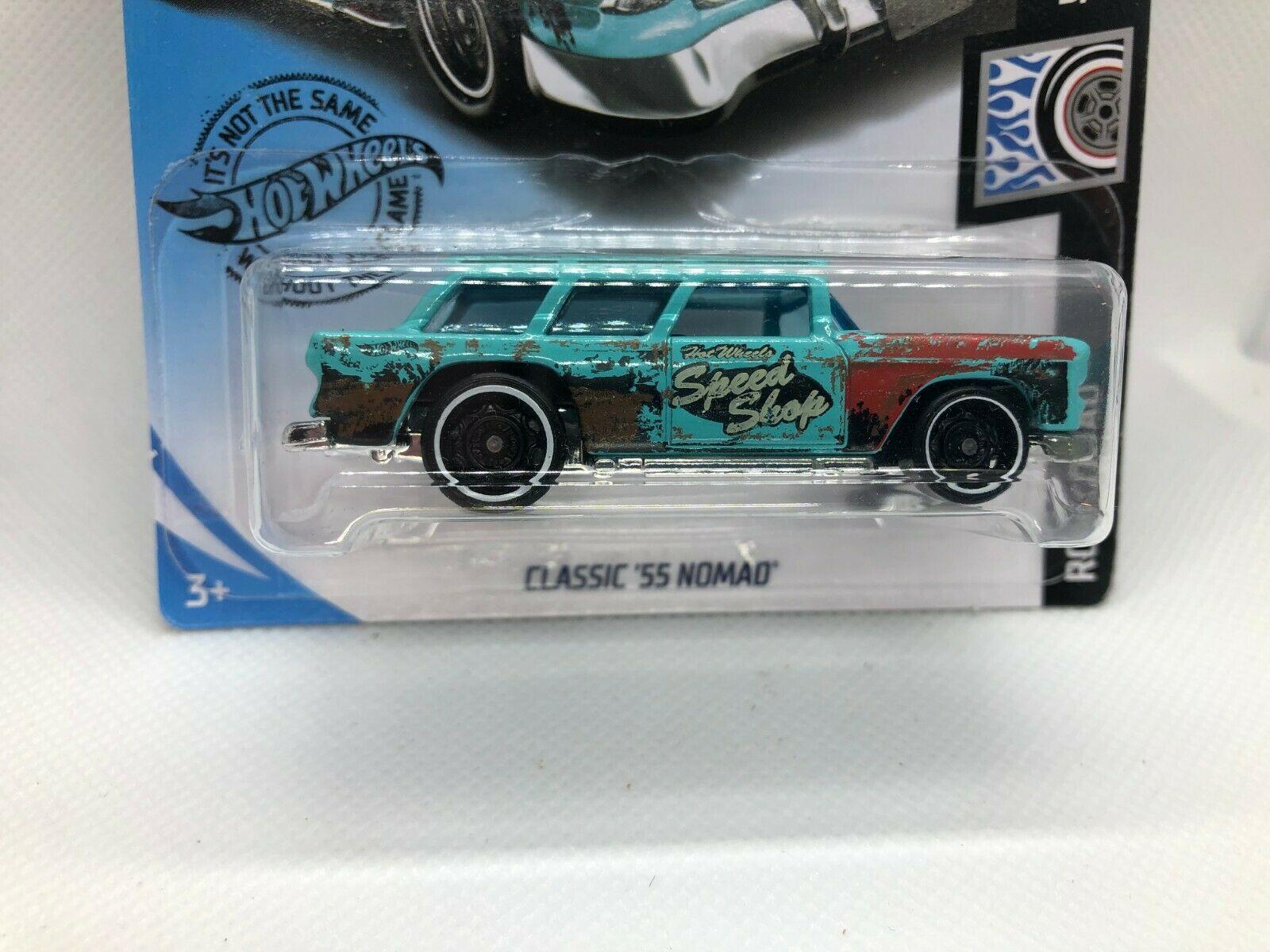 Classic  55 Nomad